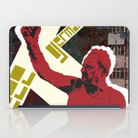 snatch iPad Cases featuring zee germans  by Andra Vlasceanu
