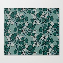 Julip Jade Canvas Print