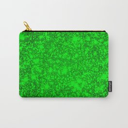 texture green mix  Carry-All Pouch