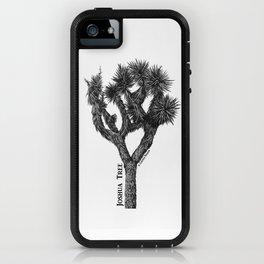 Joshua Tree Burns Canyon by CREYES iPhone Case