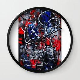 Anti-Flag Wall Clock