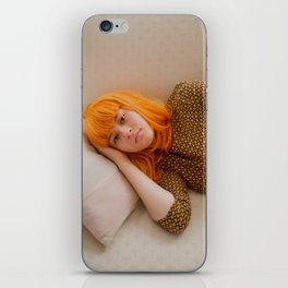 holly as me iPhone Skin