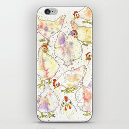 Chicks iPhone Skin