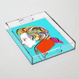 Mozart Acrylic Tray