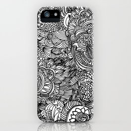 Cocoons and seeds iPhone Case