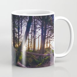 Wooded Tofino Coffee Mug