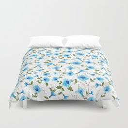Pattern for textile fabric Duvet Cover