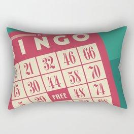 Bingo! Rectangular Pillow