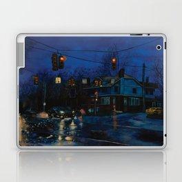Rainy Night Laptop & iPad Skin