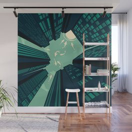 Solitary Dream Wall Mural
