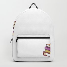 BOOK LOVERS DYSTOPIAN NOVELS ARE SO 1984 graphic Backpack