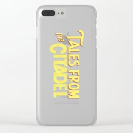 Citadel Clear iPhone Case