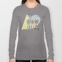 Shy Guy Long Sleeve T-shirt