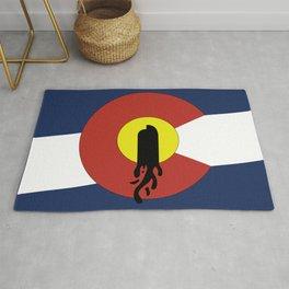 Denver, Colorado Rug