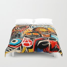 Head full of dreams Duvet Cover