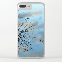 graphics in nature Clear iPhone Case