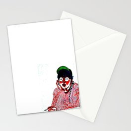 MISFIT Stationery Cards