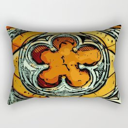 Cinquefoil 1 Rectangular Pillow