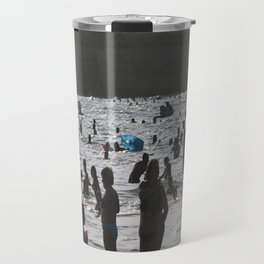 Shadow Beach Travel Mug