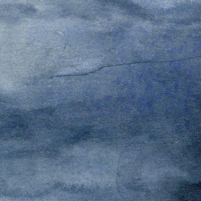 Indigo Abstract Painting | No.2 Leggings
