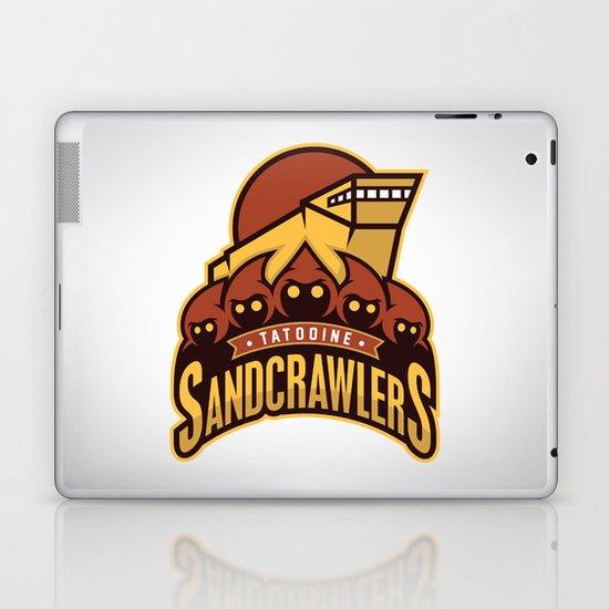 Tatooine SandCrawlers Laptop & iPad Skin