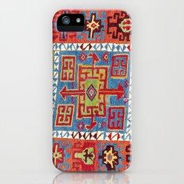 Malatya  Antique Turkish Rug iPhone Case