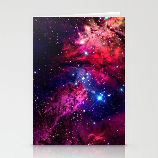 Galaxy! Stationery Cards