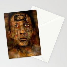Kopfgefangenheit  Stationery Cards