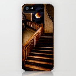 KTM Stairway Moon iPhone Case