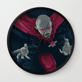 Lords of the Night Wall Clock