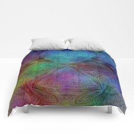 Fanning Comforters