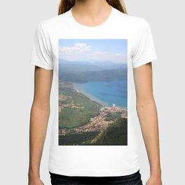 Akyaka and The Bay Of Gokova Photograph T-shirt