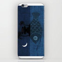 """Denpasar"" Illustration Toni Demuro iPhone Skin"