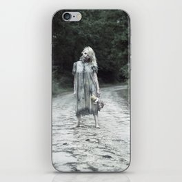 """VAMPLIFIED """"Welcome to Bowden Road"""" iPhone Skin"""