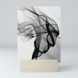 SMOKE Mini Art Print