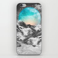 stars iPhone & iPod Skins featuring It Seemed To Chase the Darkness Away by soaring anchor designs