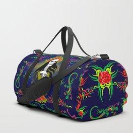 Novia De Los Muertos Duffle Bag
