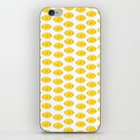 gumball iPhone & iPod Skins featuring Gumball Eyes by Shelby Thompson