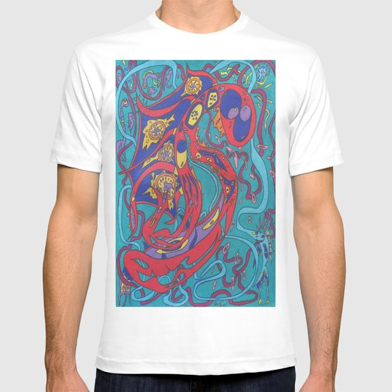 Droppin' Books T-shirt