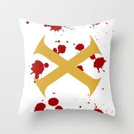 Kingdom of Shira poster 02 Throw Pillow