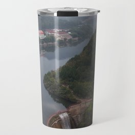 The Great Wall of China Travel Mug