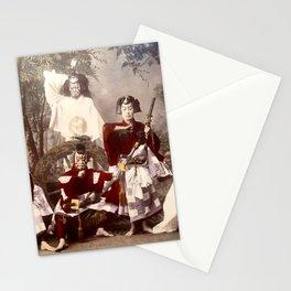 Kusakabe Kimbei - Theater Scene Stationery Cards