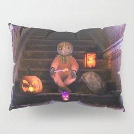 Halloween Rules Enforcer Pillow Sham