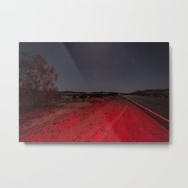 From the Backseat Metal Print