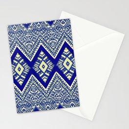 legzira in blue Stationery Cards