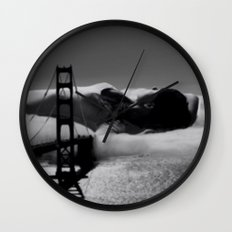 lovely view Wall Clock