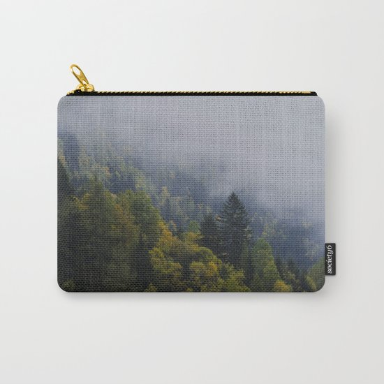 why so moody? Carry-All Pouch