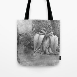 A swampy marsh Tote Bag