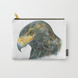 Eagle Portraiture Carry-All Pouch