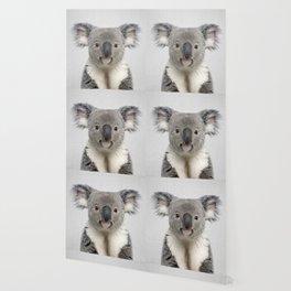 Koala 2 - Colorful Wallpaper